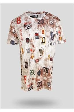 Pánské tričko John Frank JFTD12